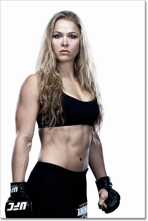 Ronda Rousey betting