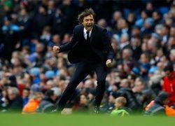 Chelsea 2017 EPL