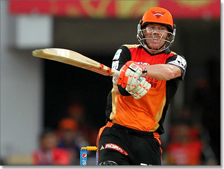 Aussie ace david warner