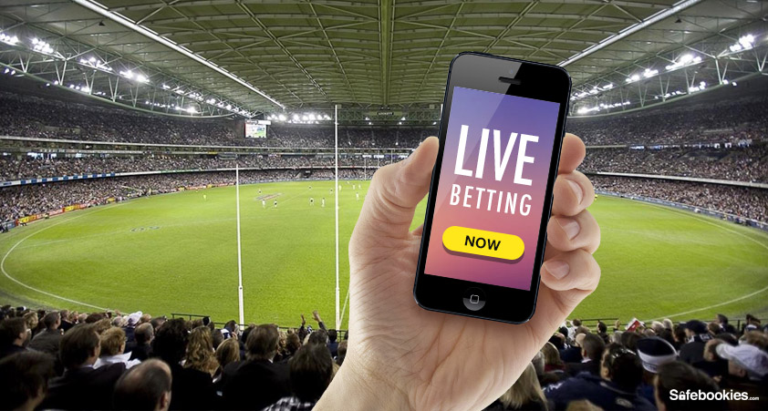 LIVE Betting Secure Bookmakers