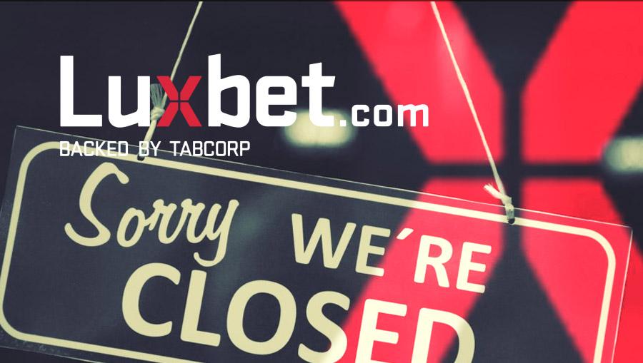 Luxbet Closed